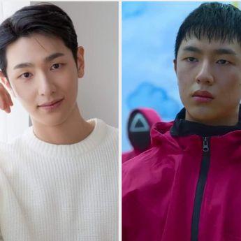 7 Potret Tampan Lee Jung Joon, Penembak Jitu 'Squid Game' yang Bikin Salfok Penonton