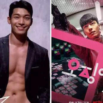 7 Potret Aktor Wi Ha Joon, Polisi Ganteng di Series 'Squid Game'
