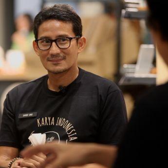 '4 As', Prinsip Etos Kerja untuk Capai Kesuksesan ala Sandiaga Uno