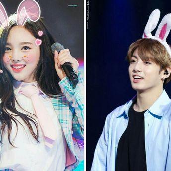 Saking Terlalu Imut! Wajah 9 Idol K-Pop Ini Dianggap Mirip Kelinci