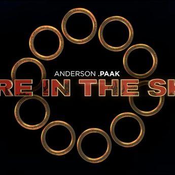 Lirik Lagu 'Fire In The Sky' milik Anderson .Paak dan Terjemahannya