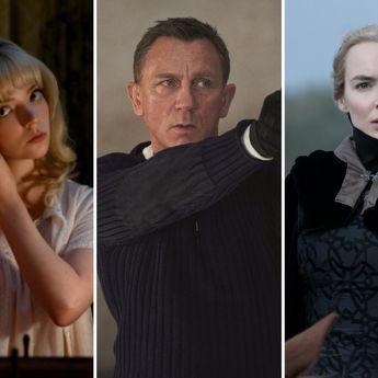 10 Film Menarik yang Bakal Rilis pada Oktober 2021, Ada 'No Time To Die' dan 'Dune'