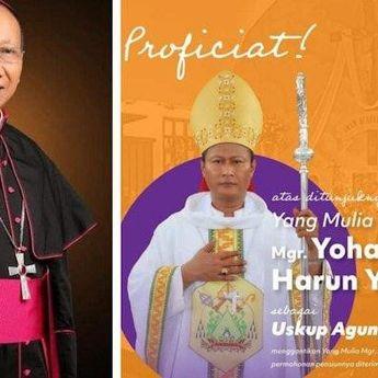 Menyongsong Pelantikan Uskup Agung Palembang Mgr. Yohanes Harun Yuwono