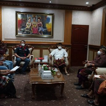 Perseden Siap Berlaga di Liga 3 PSSI, Walikota Denpasar Siap Support