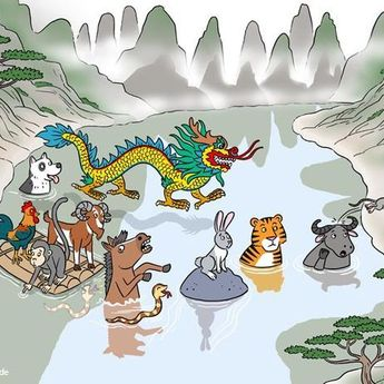 Kenapa Kucing Gak Ada dalam Daftar Shio? Begini Kisah Legenda atau Asal-Usul 12 Shio!