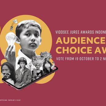 Lolos Seleksi, Inilah 10 Finalis Viddsee Juree Awards Indonesia 2021!