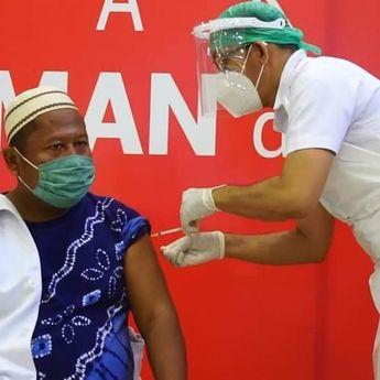 Vaksinasi di Kabupaten Banjar Rendah, Wagub Kalsel: Ada Penumpukan Vaksin di Banjarmasin