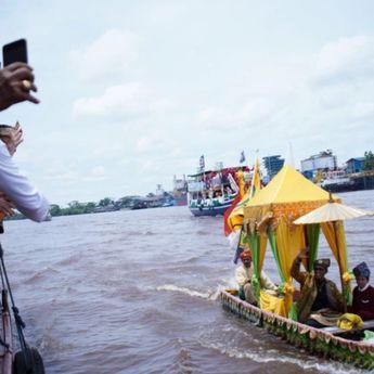 Ziarah Makam, Napak Tilas dan Karnaval Air, Rangkaian Hari Jadi ke-250 Kota Pontianak