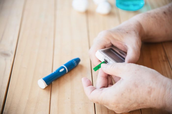 Ilustrasi Gejala Diabetes Pada Pria