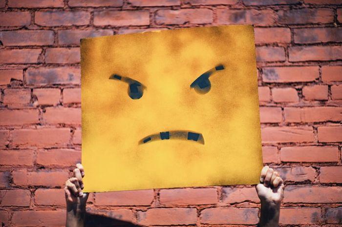 illustrasi mengendalikan amarah