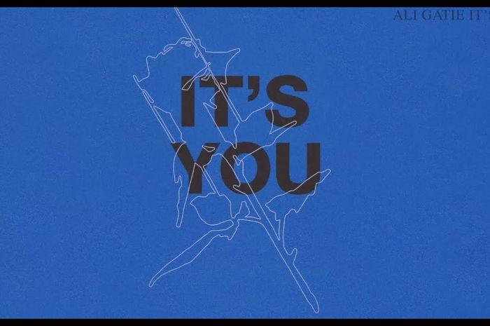 Lirik Lagu dan Chord Gitar Ali Gatie – It's You