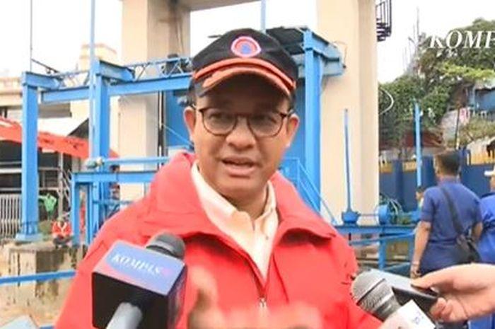 Jakarta Banjir Lagi, Anies: Karena Air Naiknya dan ...