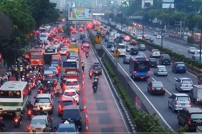 Anies Baswedan Klaim Kemacetan di DKI Jakarta Telah Menurun