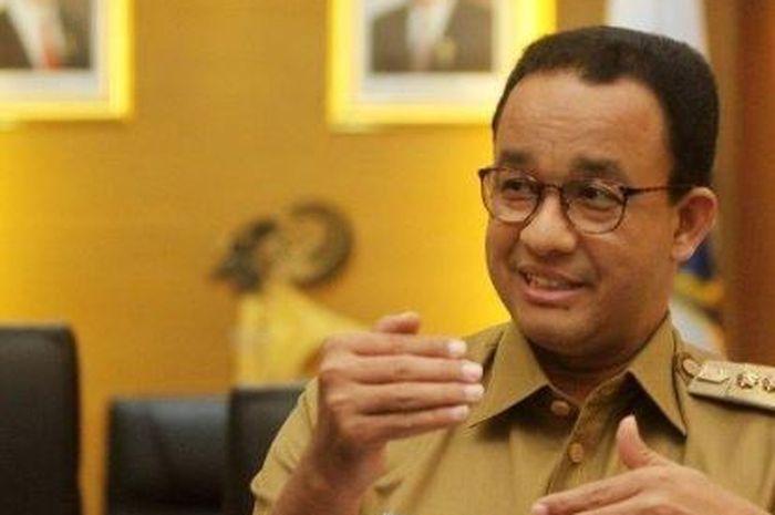 Selain Keluar dari Kota Termacet, Anies Klaim Penanganan Banjir DKI Jakarta juga Membaik
