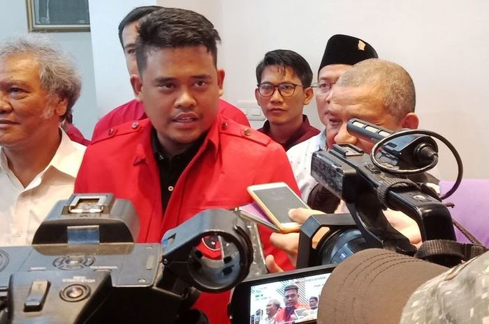 Menantu Presiden Joko Widodo (Jokowi) Bobby Nasution telah resmi menjadi kader PDI Perjuangan.  Bobby dinilai akan semakin meraih peluang untuk maju dalam Pilkada Medan 2020.