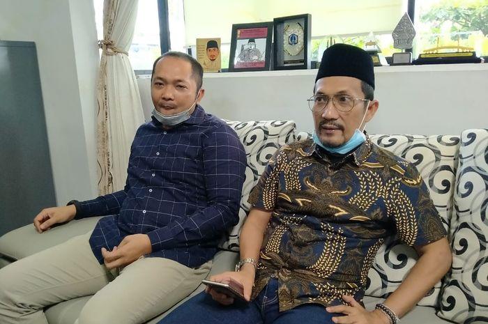 Ketua Komisi 4 DPRD Kalimantan Selatan, Muhammad Lutfi Saifuddin