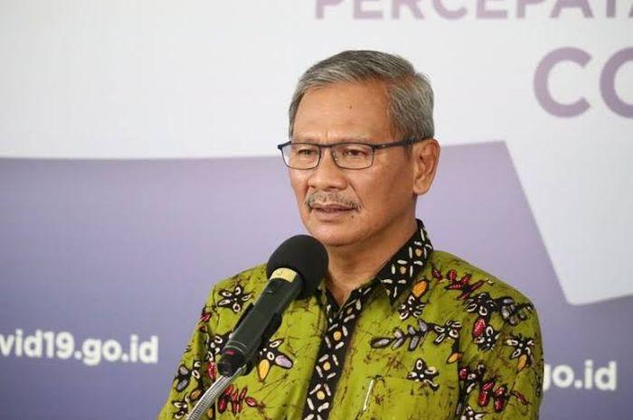 Achmad Yurianto Dorong Sulsel Miliki Rumah Sakit Darurat Covid-19