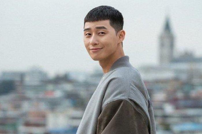 Park Seo Joon dalam drama Itaewon Class