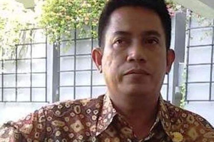 Kepala Dinas Pariwisata (Kadispar) Kota Palembang, M Isnaini Madani