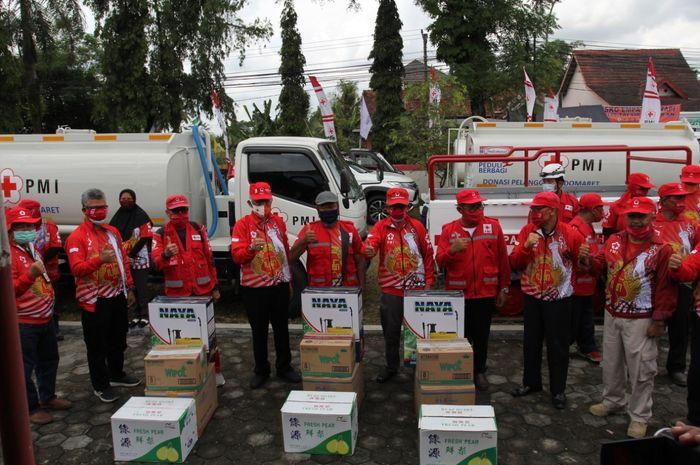 Operasi Tanggap Darurat Bencana Erupsi Gunung Merapi, PMI DIY Siapkan Hagglund