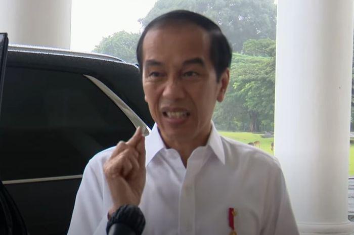 Kecewa dengan Menteri Sosial, Jokowi: Itu Uang Rakyat, Apa Lagi Bansos!