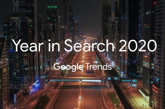 10 pencarian 'Apa itu...' yang paling populer di Google di tahun 2020