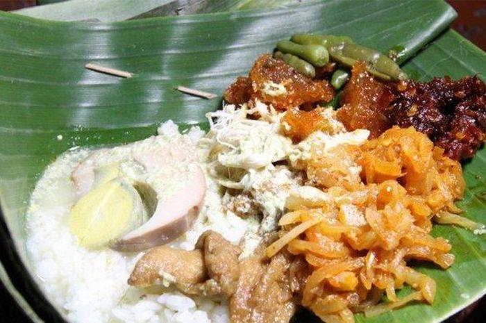 Nasi Ayam enak di Semarang.