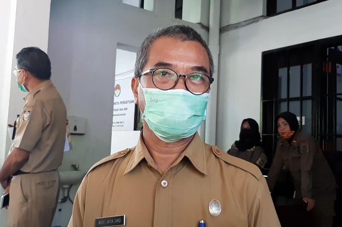 Agus Djaja Said, Sekretaris Dinas Kesehatan Makassar