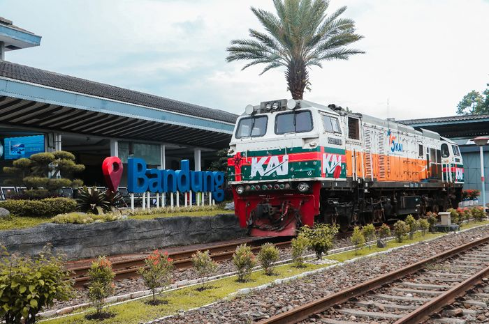 Tingkatkan Pelayanan Pengguna Kereta, Daop 2 Bandung Lakukan Penataan Ulang Pelayanan