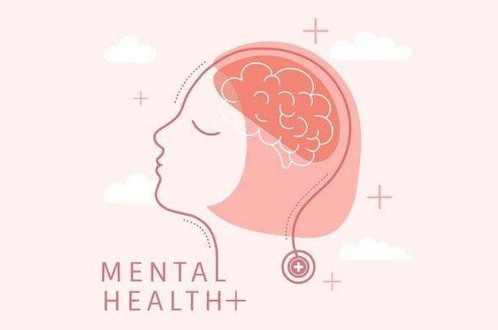 Ilustrasi mental health