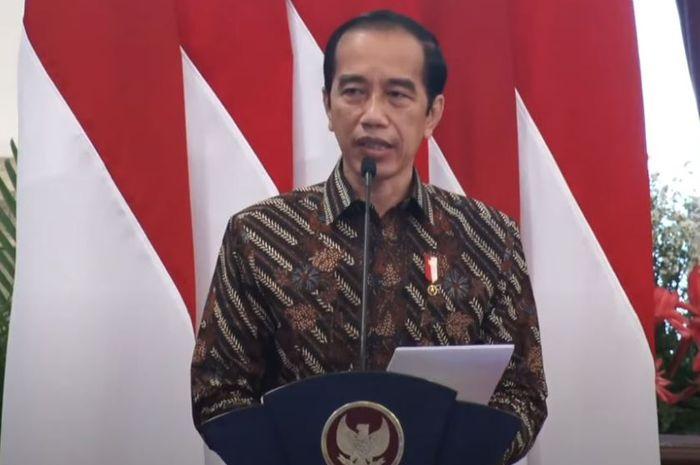 Ajak Cintai Produk Lokal, Presiden Jokowi: Benci Produk Luar Negeri!