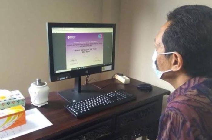 Kepala Dinas Kependudukan dan Pencatatan Sipil (Disdukcapil) Kota Denpasar, Dewa Gede Juli Artabrata