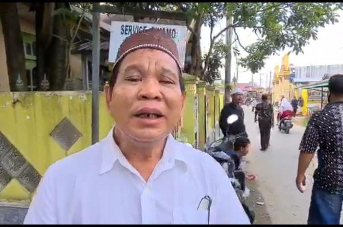 Pemukulan di Area Mesjid, Diduga Dilakukan Timses Calon Gubernur di Kalsel