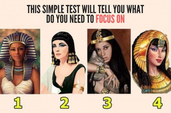 Tes Kepribadian: Versi Cleopatra Mana yang Paling Kamu Suka?
