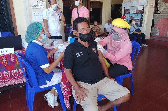 Program Vaksinasi Covid-19 di Kota Denpasar, Tercatat 174.463 Masyarakat Telah Tervaksin