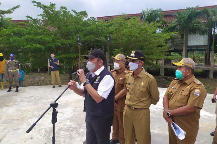 Pemprov Sumsel Siap Bantu Pembangunan Pulau Kemaro