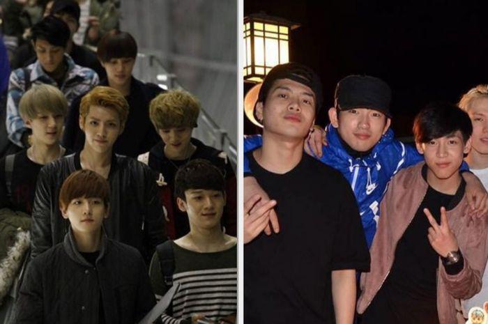 5 Boy Group K-Pop Tak Malu Tunjukkan Wajah Meski Tanpa Riasan