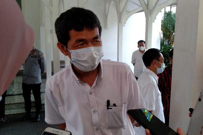 Kepala BPKAD Kota Palembang Zulkarnain