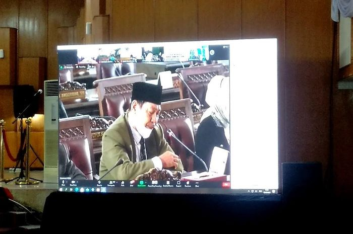 Fraksi Gerindra DPRD Sumsel Minta MAsjid Dibuka untuk Sholat Ied