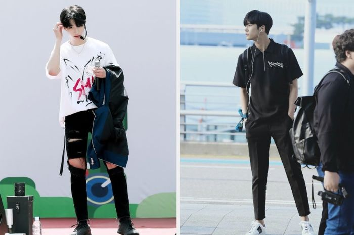 Hyunjin dan Rowoon