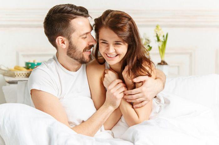 Illustrasi Pasangan yang Romantis
