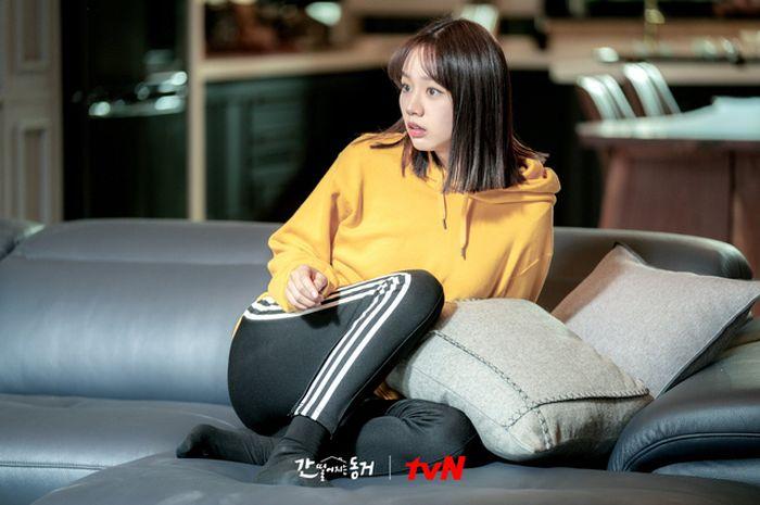 Ilustrasi Drama Korea My Roommate is a Gumiho