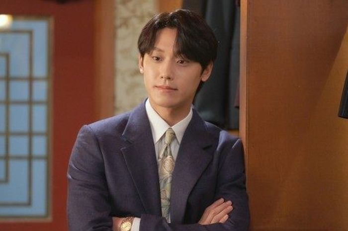 Lee Do Hyun dalam drama Youth Of May