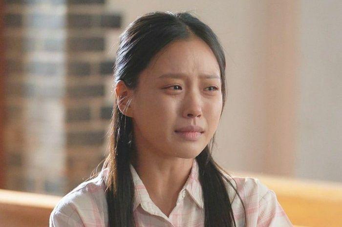 Go Min Si dalam drama Korea Youth of May