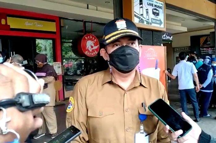 Kepala Dinas Pariwisata kota Palembang, Isnaini Madani
