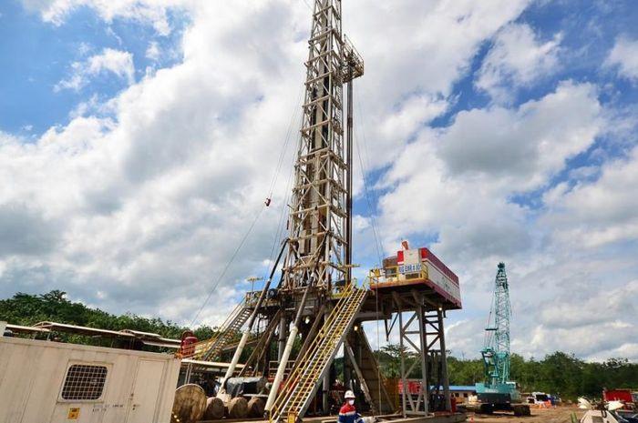 Pertamina Subholding Upstream Regional Sumatra Zona 4 (Pertamina Zona 4) tingkatkan produksi minyak dan gas bumi (migas) secara agresif melalui pengeboran