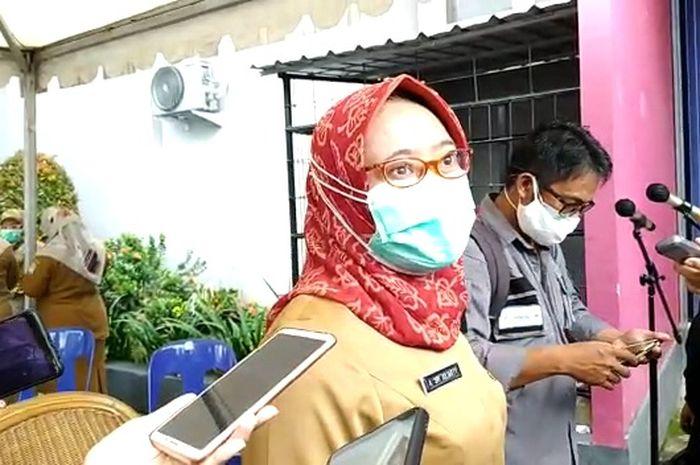 Kepala Dinas Kesehatan Kota Balikpapan Andi Sri Juliarty