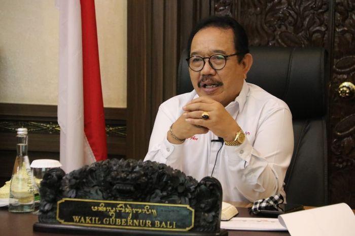 Wakil Gubernur Bali, Tjokorda Oka Artha Ardhana Sukawati alias Cok Ace