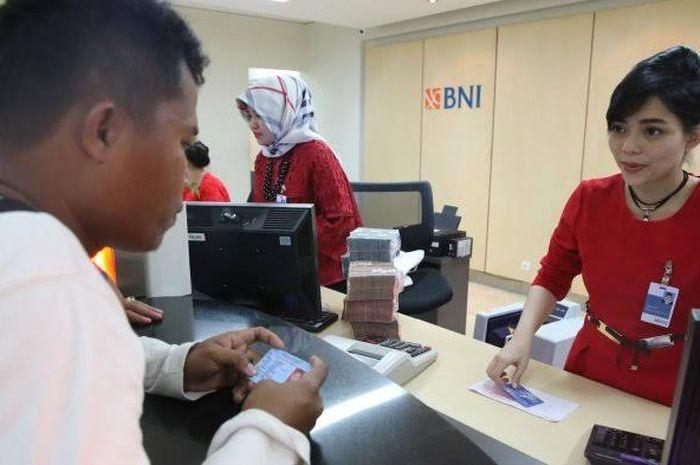 Ilustrasi Bank BNI dikutip Tribunnews