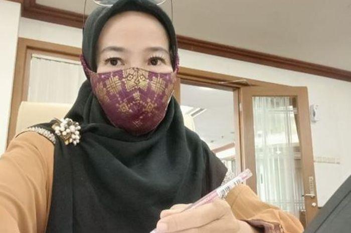 Lilis Fajriyah, Pelaku UKM & Ketua UKM Asyik Suka